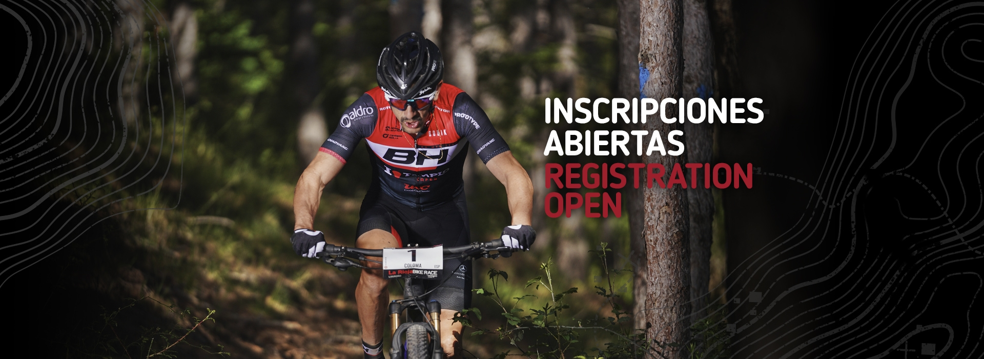 The registering process for La Rioja Bike Race presented by Pirelli 2021 is now open!
