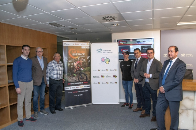 La Rioja Bike Race is presented with another successful level of participation