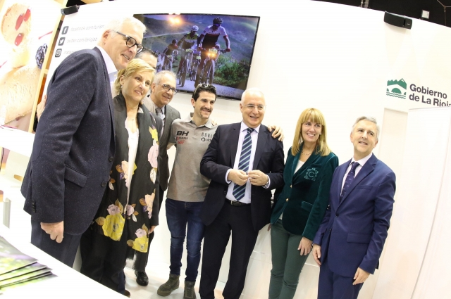 La Rioja eBike Ride launched at FITUR