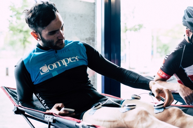 Get ready for the next stage with Compex